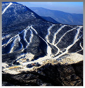China's Premier Mountain Resorts